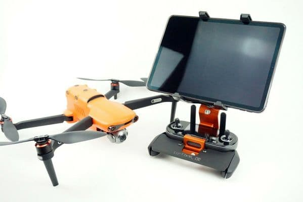 LifThor Mjolnir Combo Tablet Holder with Cables - For Autel EVO II